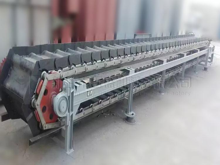 耐高温链板输送机
