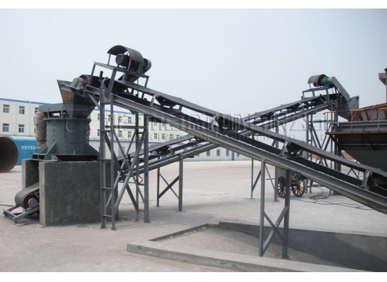 <b>延化化工上煤系统(皮带机+破碎机+滚筒筛)</b>